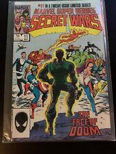 Marvel Super-Heroes Secret Wars #11 (Mar 1985, Marvel)