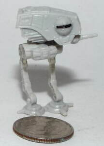 Small Micro Machine Plastic Star Wars Imperial Attack Walker Style 2
