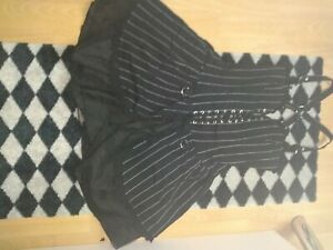 Kleid Aderlass Nadelstreifen gr 36
