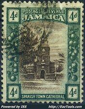 JAMAIQUE N° 87 AVEC OBLITERATION