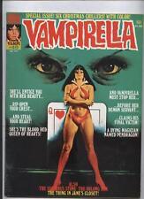 Vampirella Warren comic monster Vampire horror magazine 49 christmas  special