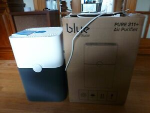 Blueair Blue Pure 211+ / 211 Plus Console Air Purifier w/ Pre-Filter & Filter