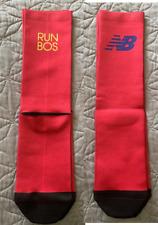 Men Women RED New Balance RUN BOS socks wingsck-19 NEW Unisex