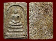 somdej wat rakang somdej toh with stainless Case thailand amulet buddha