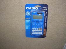 Brand New Casio fx-300ES Plus Scientific Calculator Color Blue