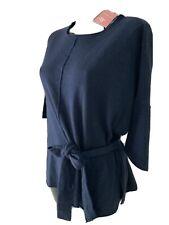Princess goes Hollywood Pullover Damen S 36 Kaschmir Wolle Neu Blau Cashmere