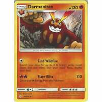 Darmanitan - 24/214 - Rare Card - Pokemon TCG Sun & Moon Unbroken Bonds Cards