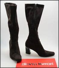 Diana Ferrari Zip Wide (C, D, W) Boots for Women