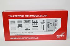 Herpa 083942 DRIVER'S CABIN MAN TGX XL Without WLB & ROOF SPOILERS 1:87 H0 NEW