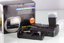 BATTERY GRIP LIKE BG-E8 FOR CANON EOS 550D OLD STOCK NEW CONDITION