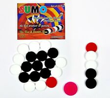 Acrylic Carrom Coins with 6Mm Striker Rebounce And Excellent Surface