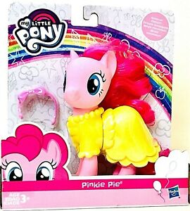 1 Count Hasbro My Little Pony Snap On Fashion Pinkie Pie Age 3 Years & Up