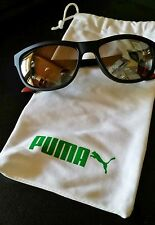 $79 PUMA Foundation V2 Sunglasses PU0011SA NWT