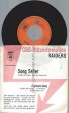 "7"" Raiders  – Song Seller // PROMO"