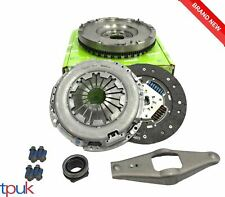 FORD TRANSIT MK6 2.4 CLUTCH KIT AND SOLID FLYWHEEL BEARING 5 SPD ORIGINAL VALEO