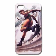 Super Street Fighter Iv Cammy Iphone 4 Case
