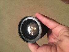Mir-10A 3.5/28mm KMZ lens for ARRI Red One Arriflex PL movie camera