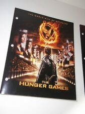 The Hunger Games - Folder  Poster