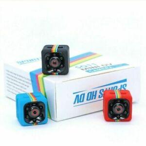 Telecamera Spia Microcamera Infrarossi FULL HD Nascosta Micro Notturna Mini SQ11