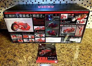 Medicom Toy Bandai Project BM! Akira Kaneda's 1/6 Bike **BOX AND INSERTSONLY**