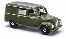 Busch H0, 51274, Framo V901/2 , Autobus SEMI POLIZIA ARMATA, Veicolo Modello 1: