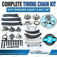 For Holden Commodore Timing Chain Kit +Gears VZ VE VF Alloytec LY7 3.6L V6 06-ON
