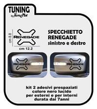 adesivo Jeep renegade adesivi SPECCHIETTI stella 4x4 per fuoristrada tuning kit
