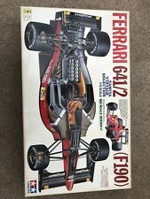 Tamiya Ferrari 641/2  1:12  F1 Model Kit.