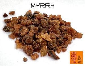 Myrrh Resin Pure Incense *Various Sizes *Quality Insence Aromatherapy FREE POST