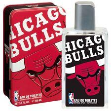 NBA Chicago Bulls 100mL EDT Spray Fragrance for Men COD PayPal