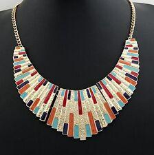 Maxi Women New Design Fashion Geometric Statement Necklaces Pendants Woman Hot