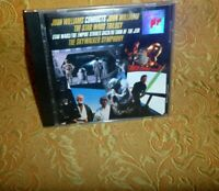 STAR WARS JOHN WILLIAMS CONDUCTS THE STAR WARS TRILOGY CD SONY SKYWALKER SYMPHON