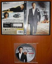 James Bond 007 Quantum of Solace [DVD] Marc Foster, Daniel Craig, Olga Kurylenko