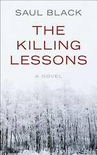USED (VG) The Killing Lessons (Thorndike Press Large Print Mystery Series) by Sa
