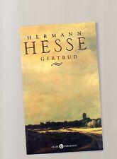 hermann hesse - gertrud  - sottocosto 8 euro - martird