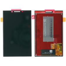 Blackberry key2 display módulo unidad LCD táctil cristal negro