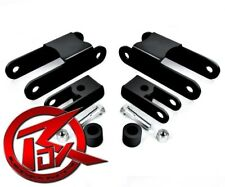 """2006-2010 Hummer H3 2"""" Suspension Front Rear Lift Kit + Shock Extenders 4WD 4X4"""