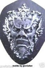 Greenman abs plastic mold green man mould