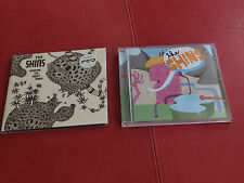 2 x CD THE SHINS-Chutes Too Narrow/wincing the night away Sub Pop