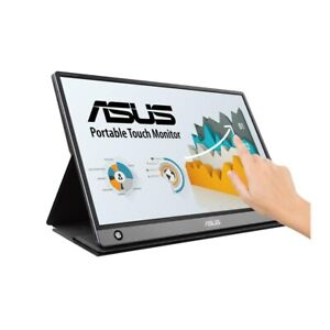 """ASUS ZenScreen Touch MB16AMT, USB Type-C, 15.6"""", IPS, FHD, Portable Monitor"""