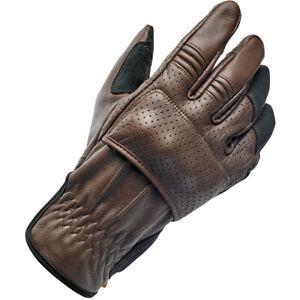 Biltwell Borrego Motorcycle Gloves - CHOOSE COLOR & SIZE