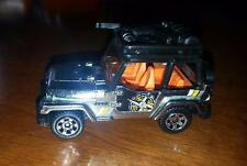 New VHTF Loose Matchbox Silver JEEP WRANGLER from 5 pack