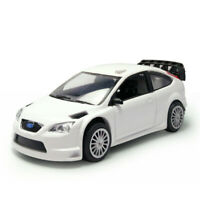 Ford Focus RS WRC Racing Car 1:43 Scale Model Car Diecast Vehicle Toy Kids Gift