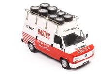 Ixo 1 43 FIAT DUCATO Bastos Service Rally Assistance