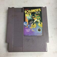SOLOMON'S KEY NES GAME