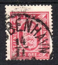 Denmark - 1875 Official - Mi. 6YA FU