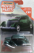 NEW 2020 Matchbox '36 Ford Sedan Custom Moving Parts