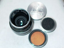 Kern YVAR 13mm/1.9 #500247 coated lens  Dmt m15  lens for Pentax Q Q10 Q7 Q-S1