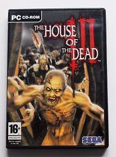 THE HOUSE OF THE DEAD III - PC ESPAÑA - SEGA 3