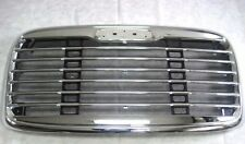 2000 - 2008 Freightliner Columbia Front Grille Chrome OE style w/ bug screen G1W